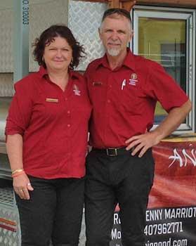 Andrew & Jenny Marriott