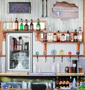 Licenced Bar & Beverage services - ANDJENITA'S MOBILE CATERING